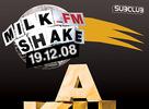 MilkShake_FM: Súťažte o voľné vstupy