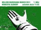 Million Marihuana March 2011