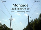 "Monoide má nové EP ""Bad Mint On""."