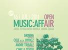 Music:Affair pokračuje aj v lete. Open Air edícia prinesie opät kvalitu!