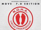 N.O.H.A Circus Underground, B-Complex, Pixie, Eska
