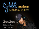 New Yorčan Joe-Joe na Soluble Sessions v Nu Spirite