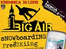 Nokia Snowboard X Tour Kremnica - Videopozvánka