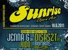 Novozámocké festivalové leto začína 18.6.2011 na Sunrise Open Air!