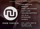 Nudance DnB Vinyls