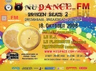 NuDance_FM Broken Beats 2 - 18.10.2008 Rock Fabric, Poprad