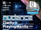 Nudance /Let It Roll Warm Up/ last info