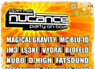 "Nudance Open Air Boat Party ""Drum & bass waters"""