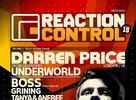 Organizačné info k víkendovej Reaction Control 15.