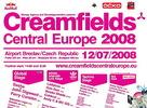Posledné info @ Creamfields Central Europe