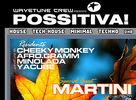 Possitiva! Line Up