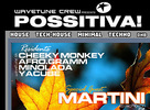 Possitiva! with Dj Martini (19.11.2011)