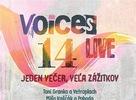 Pozvánka! Voices Live 14