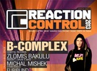 Reaction Control 10years anniversary,28.3.201,Infinity club,Žilina