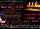 Robyn Chaos na narodeninách DNB League