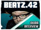 Rozhovor s Akirom pre BEATZ.42
