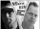 Rozhovor: Woody van Eyden a Alex M.O.R.P.H.