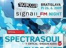 SIGNAII_FM Night : Kto, kedy a kde? SpectraSoul aj v Rádiu_FM