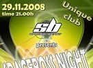 Spaceboss Night  29.11.2008 - Zoznámte sa!