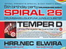 Spiral 26 – 5th birthday party @ World klub, Zvolen