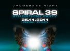 Spiral 39 - 9th Birthday party