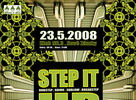 Step It Up (dubstep, grime, breakstep..) @ Club NO.3, N.Zámky