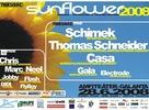 Sunflower 2008 - Mercury & Solace hlási unikátny kúsok
