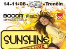 Sunshine DeLuxe 14.11.2008 - Steps Trenčín