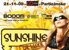 Sunshine DeLuxe 21.11.2008 @ Infinity, Partizánske