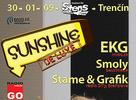 Sunshine DeLuxe, Steps Trenčín, hosť EKG