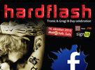 Súťaž: Hardflash - Súťaž o 4 voľné vstupy!