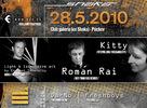 Súťaž o lístky na Luxury III do Púchova 28.5.2010