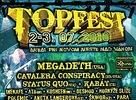 Súťaž o tri 2-dňové permanentky na TopFest 2010