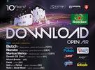 Súťaž o vstupenky na Download open air do Zvolena