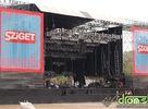Sziget festival 2009 - základné informácie