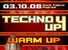 Techno Up 4 – zahrievame Poprad!