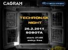 Techron.sk Night 2 years of cagram club