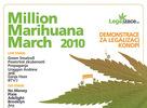 Tisíce ľudí v Prahe žiadajú legalizáciu marihuany