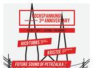 Tretie výročie Hochspannung!