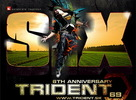 [[[TRIDENT69 6th anniversary @ kompletný line-up