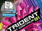 "[[[TRIDENT91 ""just continue"" // posledné info + line-up !"
