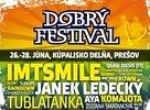 V posledný júnový víkend Prešov ožije Dobrým festivalom