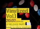 Vinylized vol.1: Kompilácia undergroundovej elektronickej hudby zo Slovenska!