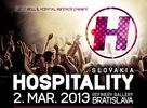 VIP STAGE na HOSPITALITY Slovakia