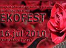 Vyhrajte vstupenku na festival EKOFEST 2010 – spojenie alternatívnej kultúry s prírodou.