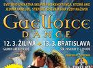 Vyhrajte vstupenky na GAELFORCE DANCE - Majstri írskeho tanca