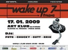 Wake Up 7 – DJs Pete a Chucky v Trnavskom Art Klube