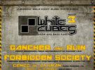 White Cubes 3// Last info + Časový lineup