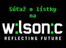 Wilsonic Festival 2009 - Súťaž o lístky