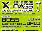 X-MASS CELEBRATION – Súťaž o voľné vstupy